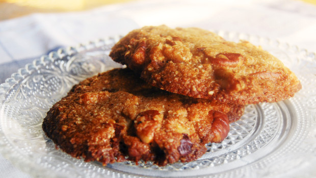 Pecan-almond cookieskopie