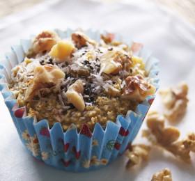 Tropische muffin