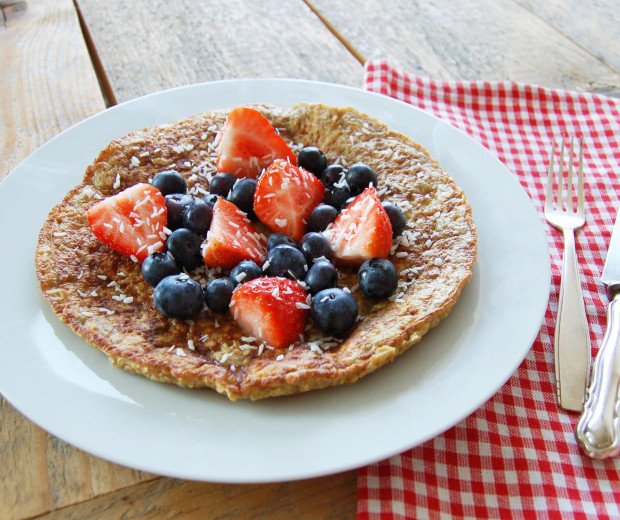 Havermoutpannekoek
